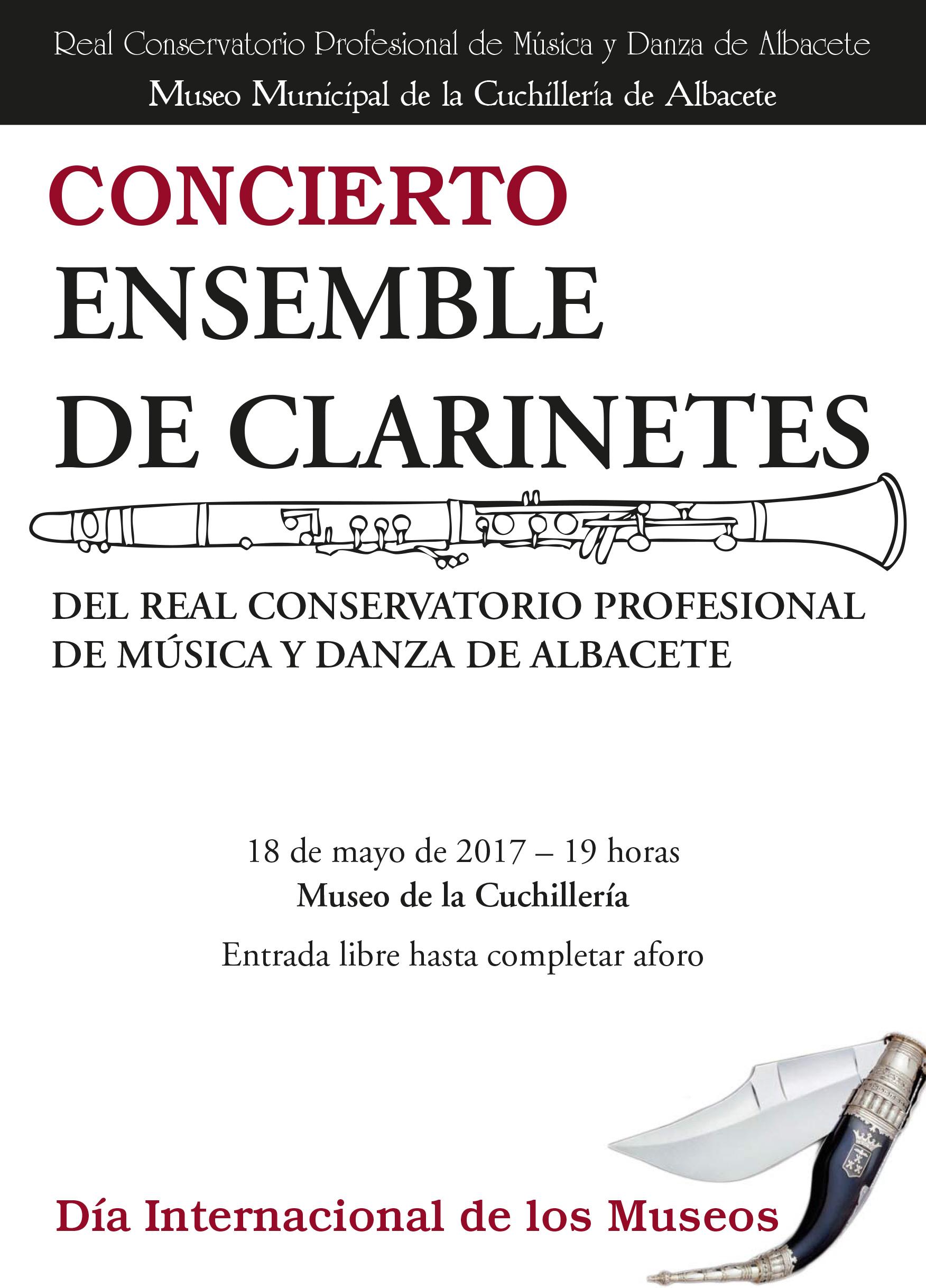Ensamble de Clarinetes